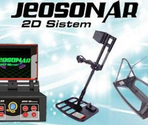Makro Jeosonar 2D Dedektor