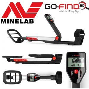 Minelab Go Find 20 Dedektör