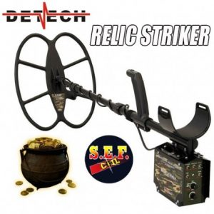 Detech Relic Striker Dedektör