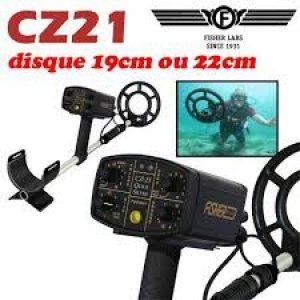 Fisher Cz21 Dedektör (Su altı)