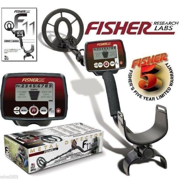 Fisher F11 Dedektör