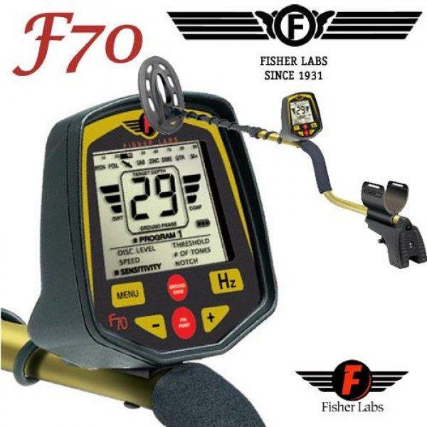 Fisher F70 Dedektör