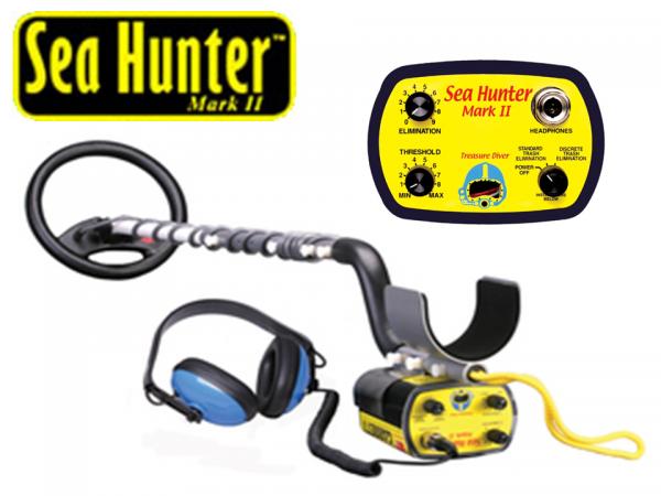 Garrett Sea Hunter Mark 2 Dedektör