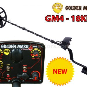 Golden Mask 4 Dedektör (18khz)