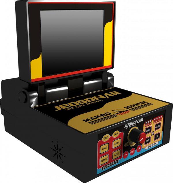 Makro Jeosonar 3D Dedektör