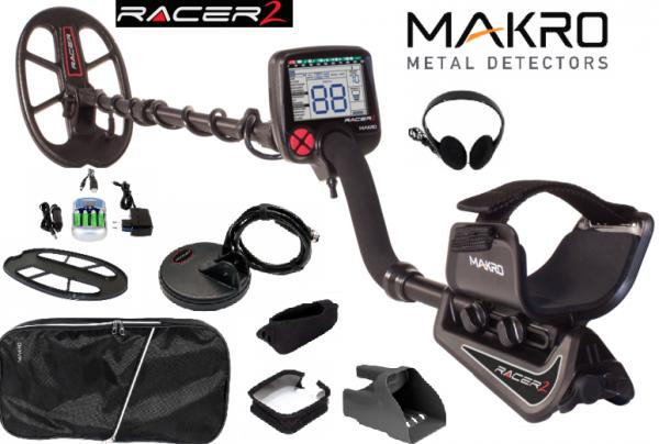 Makro Racer 2 Dedektör Pro Paket