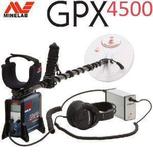Minelab Gpx 4500 Dedektör