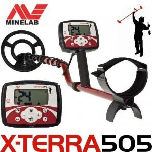 Minelab X-Terra 505 Dedektör